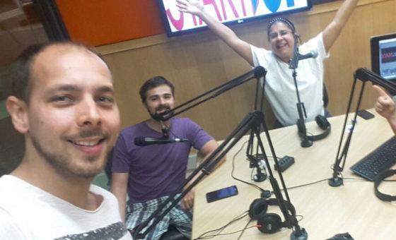 Entrevista com os diretores da kiwi